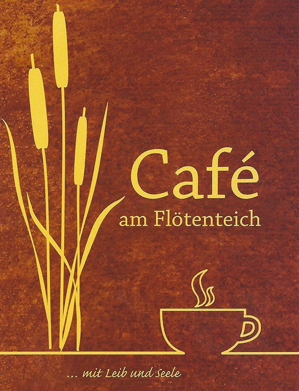 Logo Café am Flötenteich in Oldenburg